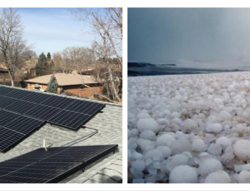 Can Hail Damage Solar Panels?
